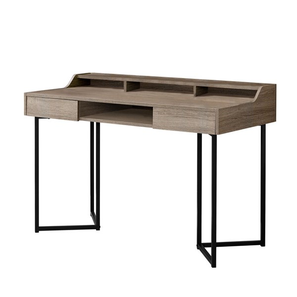 Monarch Specialties Taupe MDF Computer Desk MNC-I-7360