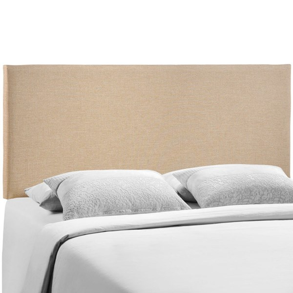 Region Contemporary Cafe Fabric Wood Queen Upholstered Headboards MOD-5211-HDBD-VAR