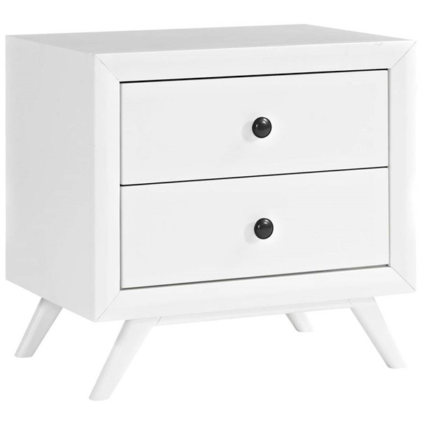 Modway Furniture Tracy White Nightstand MOD-5240-WHI