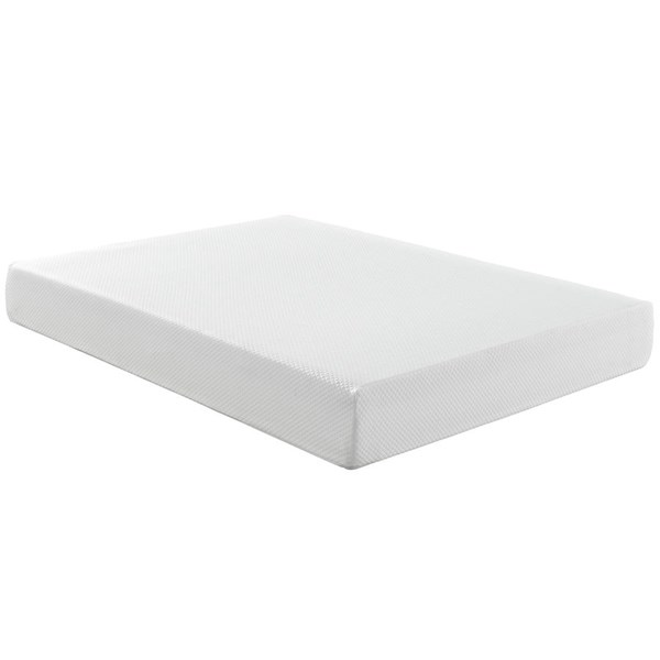 Modway Furniture Aveline 10 Inch Queen Mattress MOD-5338-WHI