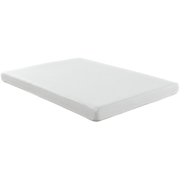 Modway Furniture Aveline 6 Inch Full Mattress MOD-5345-WHI