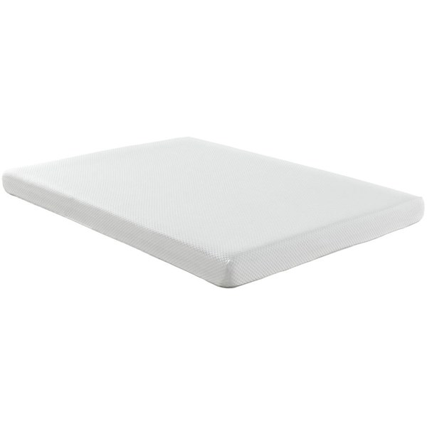 Aveline Traditional White Foam 6 Inch Queen Mattress MOD-5346-WHI