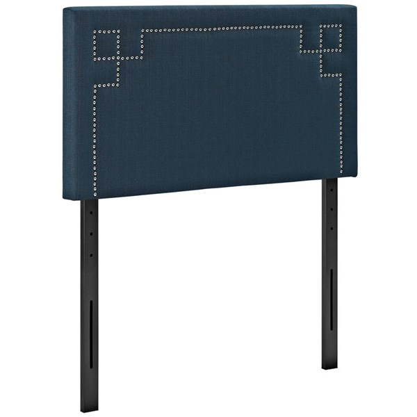 Modway Furniture Josie Azure Twin Upholstered Headboard MOD-5398-AZU