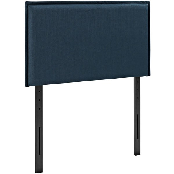 Modway Furniture Camille Azure Twin Upholstered Headboard MOD-5405-AZU