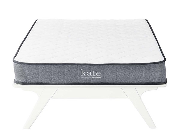 Modway Furniture Kate White 6 Inch Twin Mattress MOD-5772-WHI