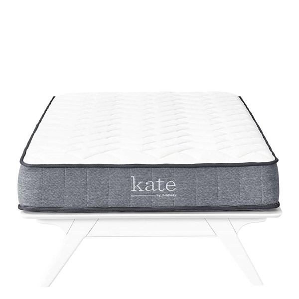 Modway Furniture Kate White 8 Inch Mattresses MOD-5776-MATT-VAR