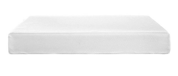 Modway Furniture Aveline White 10 Inch Cal King Gel Memory Foam Mattress MOD-6079-WHI