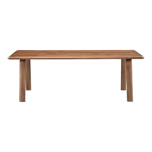 Moes Home Malibu Wood Dining Table MOE-BC-1046-03