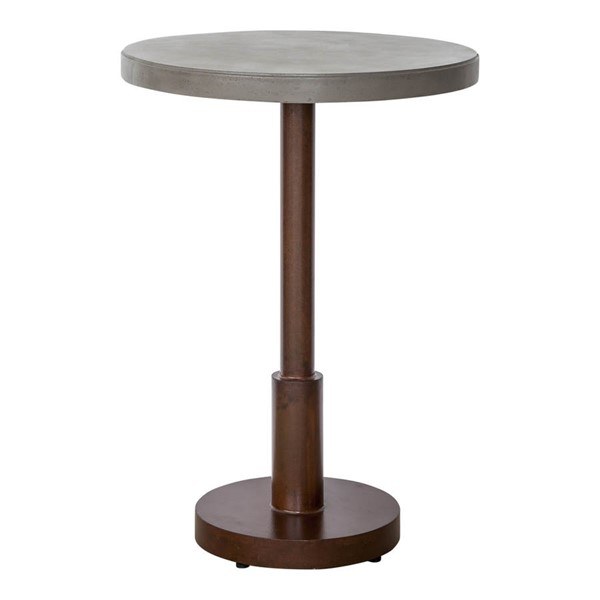 Moes Home Othello Dark Brown Outdoor Bar Table MOE-BQ-1036-20