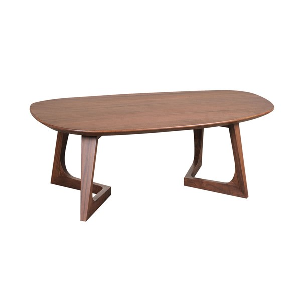 Moes Home Godenza Brown Small Coffee Table MOE-CB-1005-03