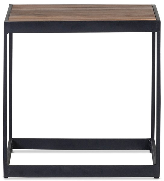 Moes Home Again Carbon End Table MOE-END-PD-015-015