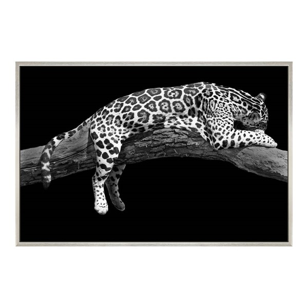 Moes Home Tempered Glass Jaguar Wall Decor MOE-FX-1216-37