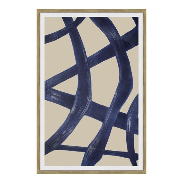 Moes Home Clarity Plastic 2 Wall Painting MOE-FX-1252-37