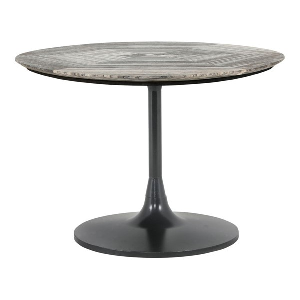 Moes Home Nyles Marble Oval Dining Table MOE-GK-1114-37