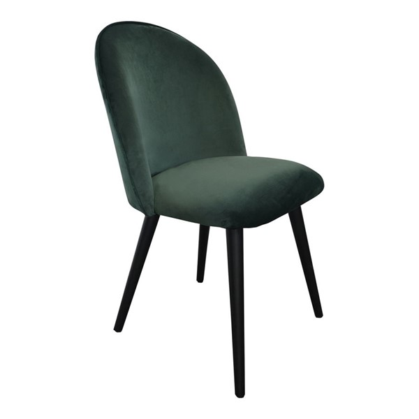 2 Moes Home Clarissa Green Dining Chairs MOE-JW-1002-16