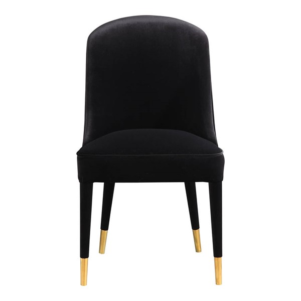 Moes Home Liberty Black Dining Chairs MOE-ME-1051-DC-VAR