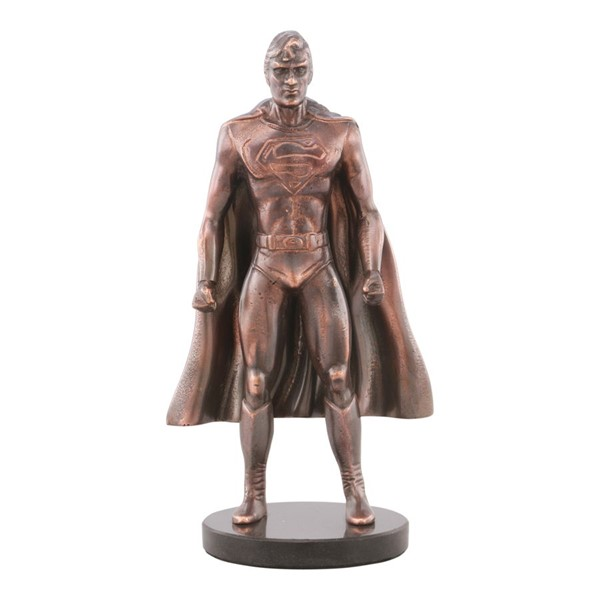 Moes Home Bronze Superhero Statue MOE-NM-1042-31