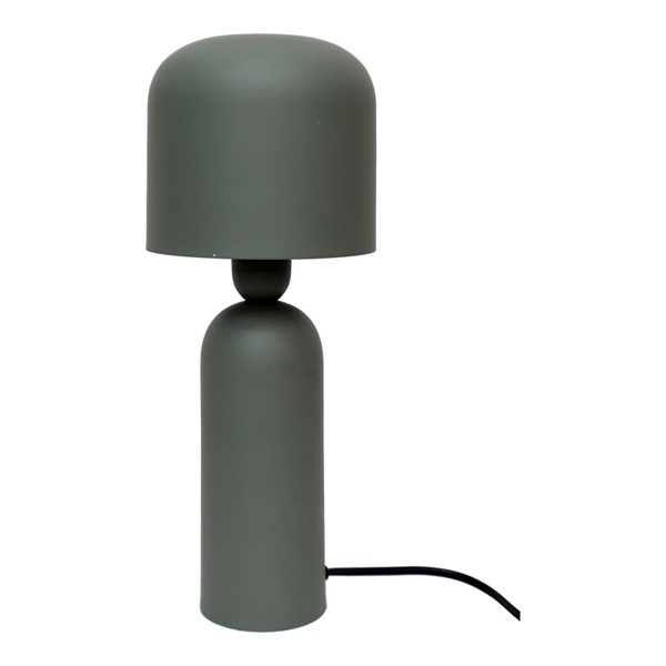 Moes Home Echo Lichen Green Metal Contemporary Lamp MOE-OD-1019-16