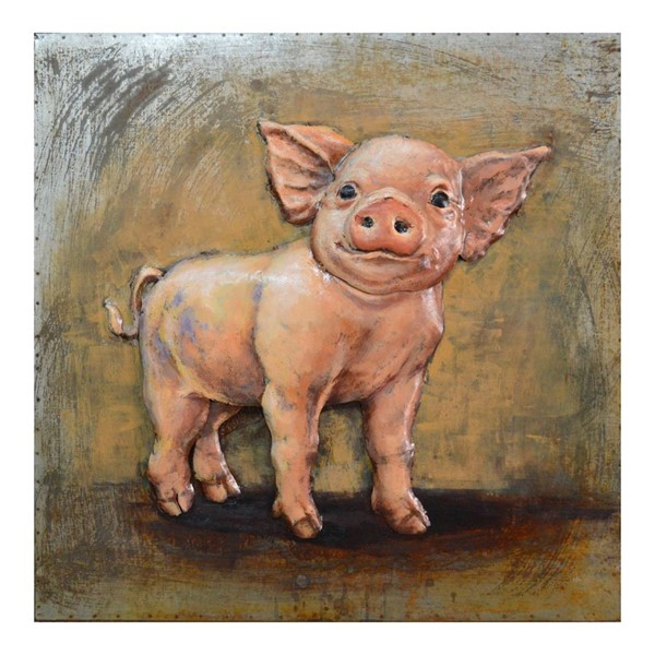 Moes Home Wilbur Wall Decor MOE-PR-1018-37