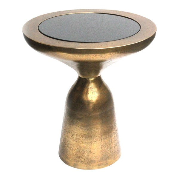 Moes Home Oracle Anitque Brass Large Accent Table MOE-QK-1022-51