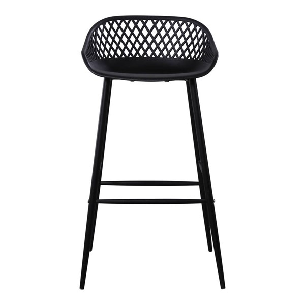 2 Moes Home Piazza Outdoor Bar Stools MOE-QX-1004-OD-BS-VAR