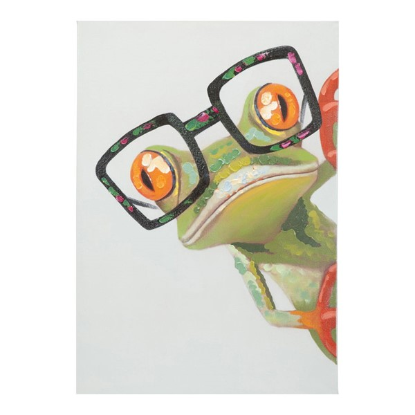 Moes Home Peeking Frog Wall Decor MOE-RE-1085-37