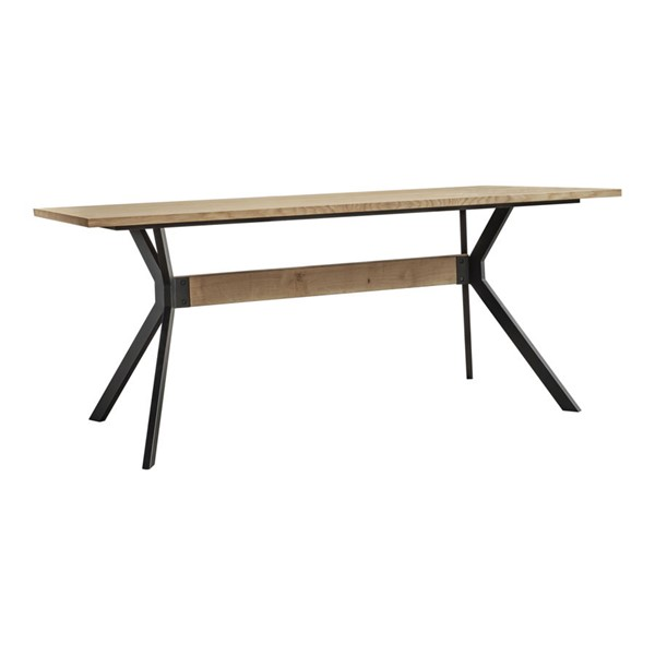 Moes Home Nevada Natural Wood Dining Table MOE-UR-1006-03