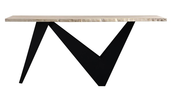 Moes Home Bird Modern Natural Console Table MOE-VE-1069-24