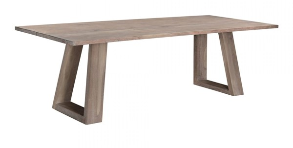Moes Home Tanya Light White Dining Table MOE-VE-1076-29