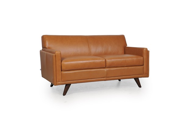 Moroni Milo Leather Loveseats MOR-36102BS1676-LS-VAR