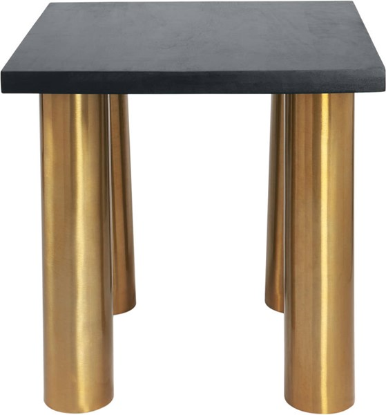 Design Edge Boulia  Brushed Gold End Tables DE-23462196