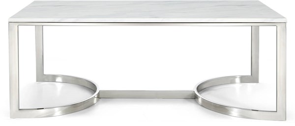 Design Edge Nambucca Heads  Chrome Coffee Table DE-22248517