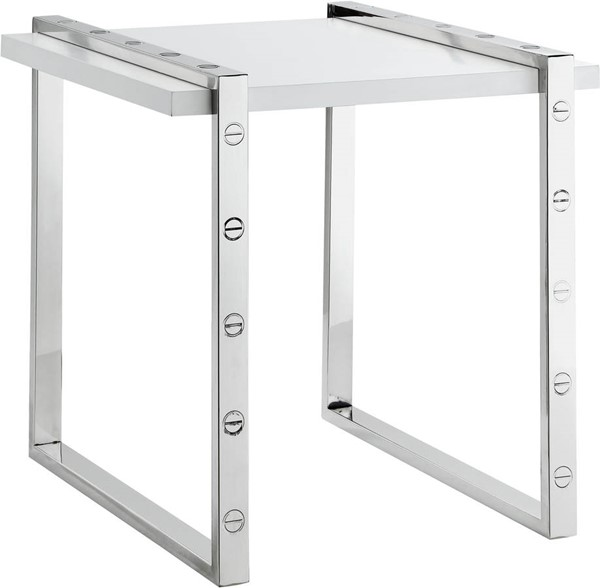Meridian Furniture Amore Square End Tables MRD-271-ET-VAR