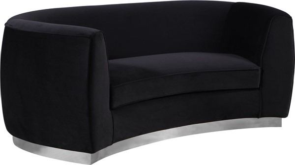 Design Edge Trundle  Velvet Loveseat DE-22610373