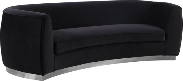 Design Edge Trundle  Velvet Sofa DE-22610413