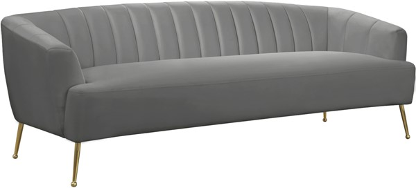 Meridian Furniture Tori Grey Sofa MRD-657Grey-S