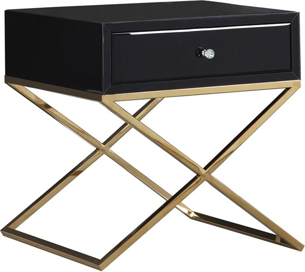 Meridian Furniture Lynn Side Tables MRD-809-810-ET-VAR