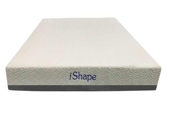 Paradise Ivory Memory Foam Eliminates Motion Transfer Mattress MRD-PARADISE-MATT-VAR