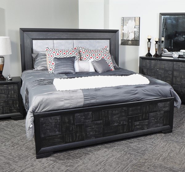 New Classic Furniture Vector Bed NCF-B950B-QK-BED-VAR