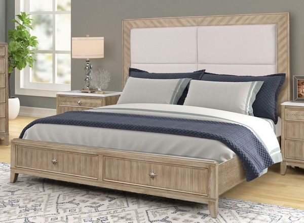 New Classic Furniture 29 Palms Sand Bed NCF-B2929-Q-BED-VAR
