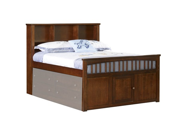 New Classic Furniture Seaside Youth Tobacco Captains Beds NCF-05-1418-417-BEDS-VAR
