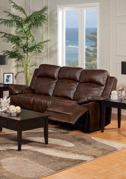 New Classic Furniture Cortez Dual Recliner Sofas NCF-20-244-SF-VAR