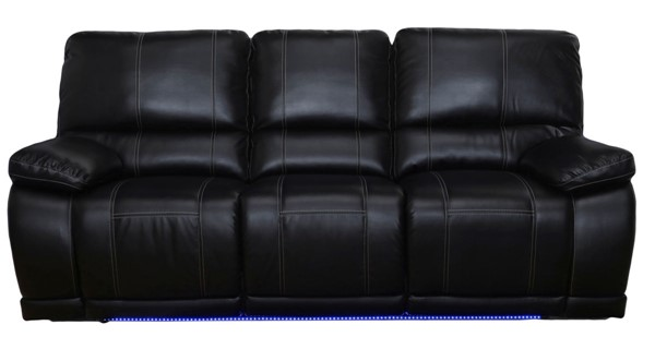 New Classic Furniture Electra Power Sofa NCF-22-382-32-MBK