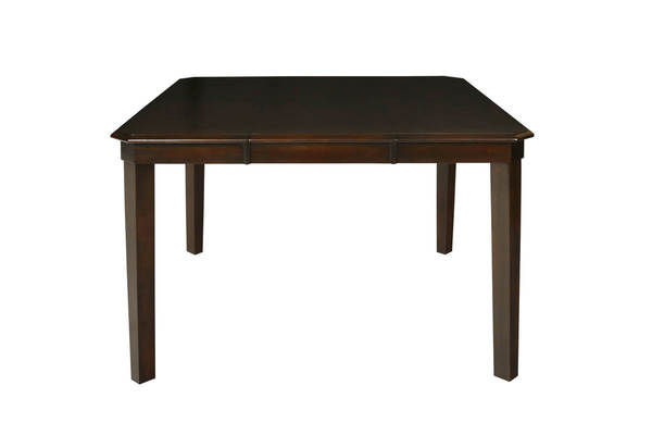 New Classic Furniture Latitudes Chestnut Counter Table NCF-45-150-11C