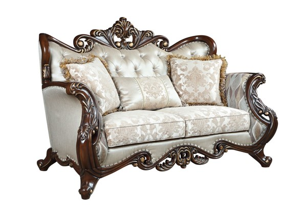 New Classic Furniture Constantine Loveseat NCF-U532-20