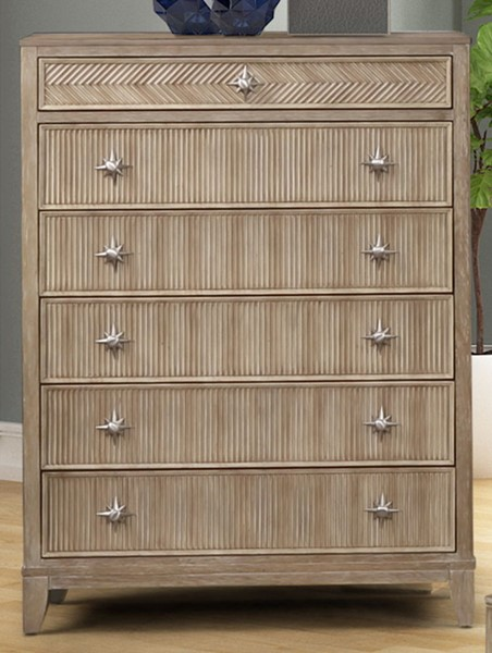New Classic Furniture 29 Palms Sand Chest NCF-B2929-070