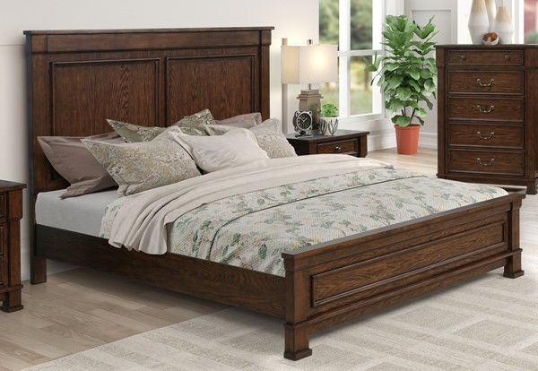 New Classic Furniture Providence Bed NCF-B642-QK-BED-VAR