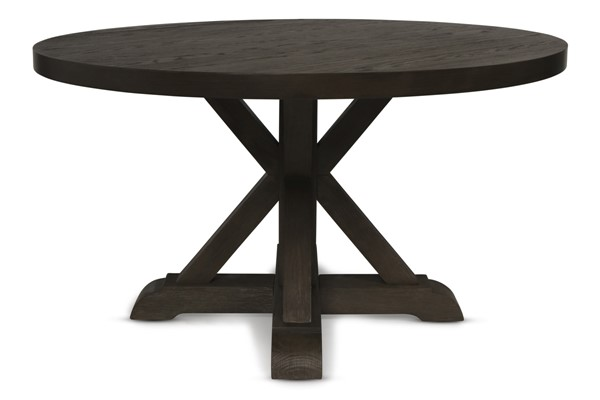 New Classic Furniture Madelyn Smoke Round Table NCF-D1065-11