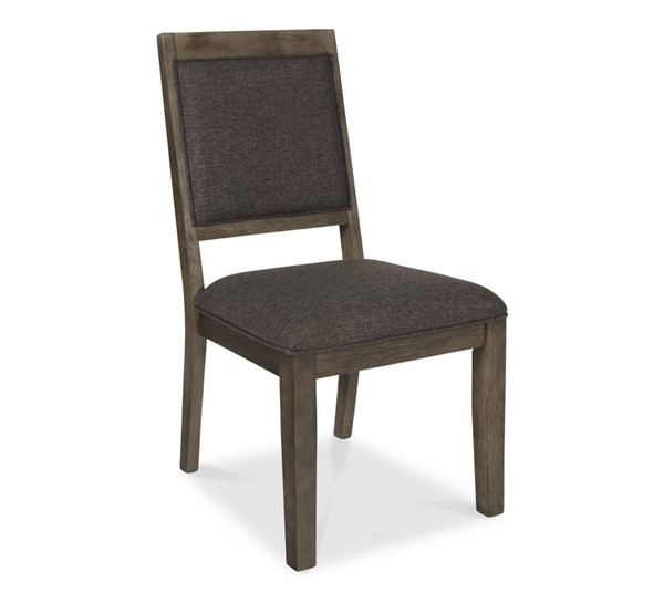 2 New Classic Furniture Madelyn Smoke Dining Chairs NCF-D1065-20