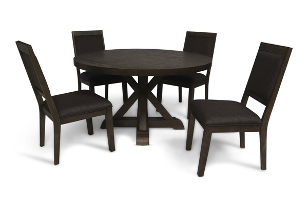 New Classic Furniture Madelyn Smoke 5pc Dining Room Set NCF-D1065-11-DR-S1